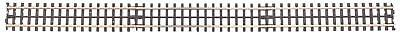 """MTH 45-1049, O Scale, ScaleTrax 30"""" Flex Track Section, Case of 20 Sections"""