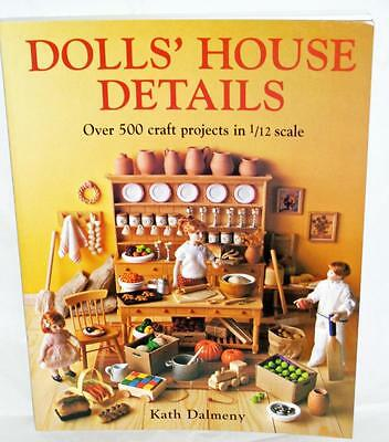 Dalmeny Dolls' House Details 500 Craft Projects Victorian Christmas Halloween