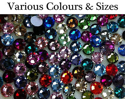 Flat Backed Swarovski Stones For Adults Crafts