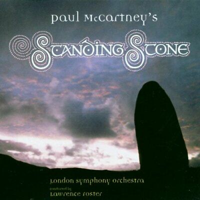 Paul McCartney: Standing Stone -  CD Z7VG The Cheap Fast Free Post The Cheap