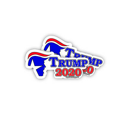Trump 2020 Republican Presidential Election Trump Sticker Decal 2 Pack