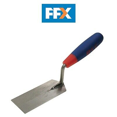 R.S.T. RTR103AS Margin Trowel Soft Touch Handle 5in x 1.1/2in