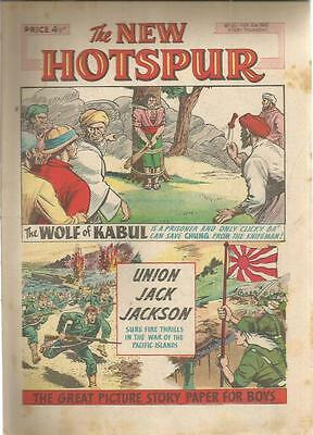 The  New  Hotspur    No 121   February 10th  1962