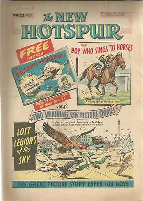 The  New  Hotspur    No 119   January 17th 1962