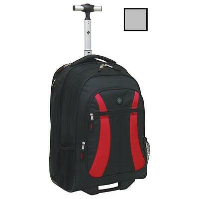 Luggage 19 in. Rolling Backpack with Side Padded Laptop ...