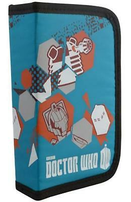 Dr Who - Worlds In Time Stationery Set / Pencil Case - New & Official BBC