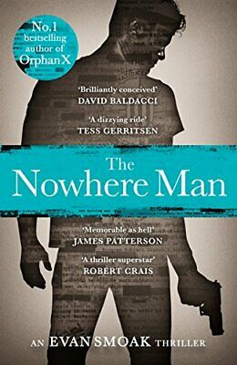 The Nowhere Man (An Orphan X Thriller), Hurwitz, Gregg Book The Cheap Fast Free
