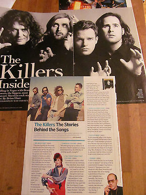 The Killers, Lot of TWO Clippings