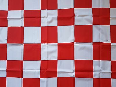 County Cork,derry,tyrone,louth Checkered  Gaa Hurling Flag  5Ft By 3Ft New