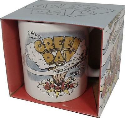 Green Day - Dookie Mug Ceramic Coffee / Tea Mug - New & Official In Box