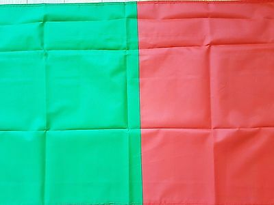 County Mayo Ireland Half And Half  Gaa Hurling Flag  3Ft By 2Ft With Eyelet New