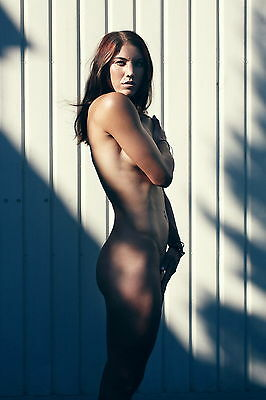Hope Solo★USA★Olympiasiegerin★Weltmeisterin★hot★sexy★nackt★Groß-Foto 20x30