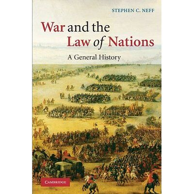 War Law Nations General History Stephen C. Neff Paperback 9780521729628 Cond=NSD