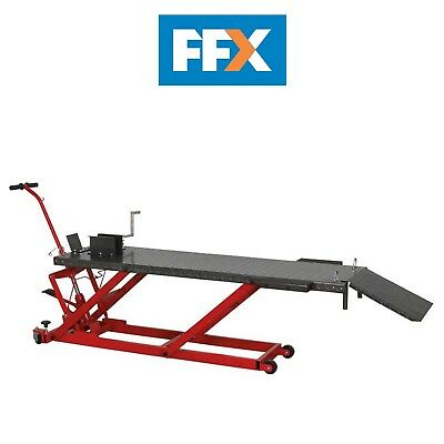 Sealey MC455 Motorcycle Lift 450kg Hydraulic