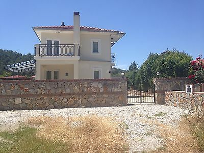 3 Bed Villa To Rent In Uzumlu Nr Fethiye Turkey + Private Pool.