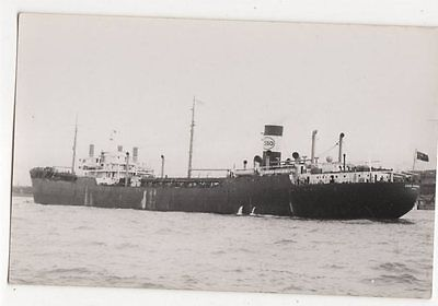 Esso Bedford Plain Back Photo Card Shipping 126a