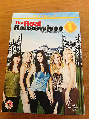 The Real Housewives of Orange County DVD Box Set Season 1 - Reg 2