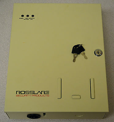 Rosslare Security Products General Signaling Unit Type NM (Model: AC-225IPU)