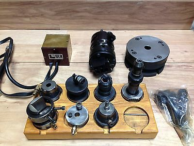 Nice Lot Of Sodick No. Nc-2  Edm Cutting Head W. Holders & Controller