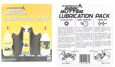 Ardent  Lubrication Pack Reel Oil, Grease Bearing Lube  #4780