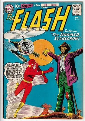 The Flash 118 strict FN/VF+ 7.5 High-Grade Kid Flash 30% Off Sale On Now Wow