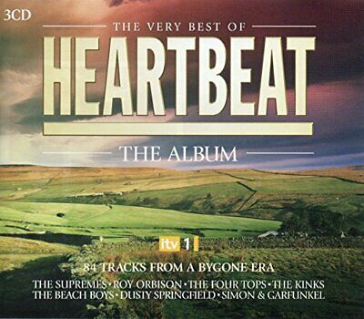 Various Artists - The Very Best Of Heartbeat: The A... - Various Artists CD MIVG