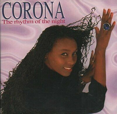 Corona - The Rhythm of the Night - Corona CD FQVG The Cheap Fast Free Post The