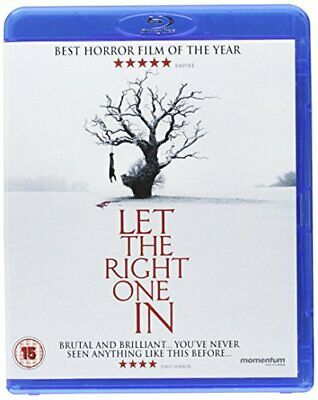 Let the Right One in [Blu-ray] - DVD  M8VG The Cheap Fast Free Post