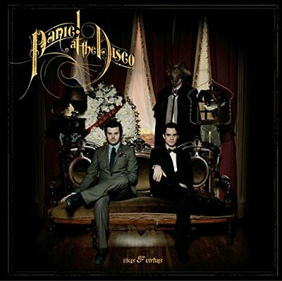Panic! At The Disco - Vices & Virtues - Panic! At The Disco CD 1SVG The Cheap