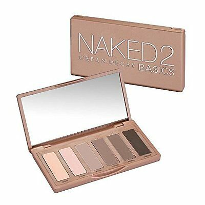 Urban Decay Eyeshadow Makeup Palette - To Create The Perfect Neutral Matte Eye