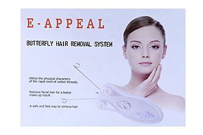 E-appeal Butterfly Hair Removal System for Facial and Body Hair Removal