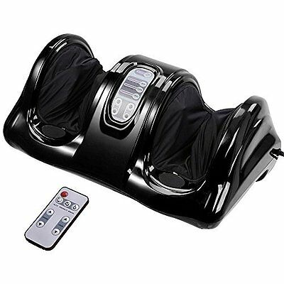 Kneading Rolling Massager for Foot, Leg & Calf w/ Remote Control, 3 Mode