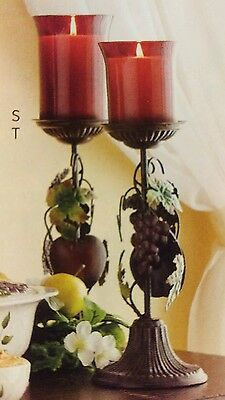 Sonoma Villa Candlesticks only  Home Interiors & Gifts