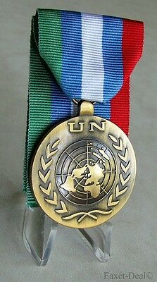 UN United Nations UNMIBH - Mission in Bosnia & Herzegovina 1995 Full Size Medal