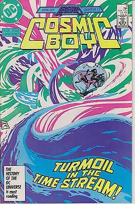 Cosmic Boy  # 3 & #4 Of 4 Issue Series - 1987