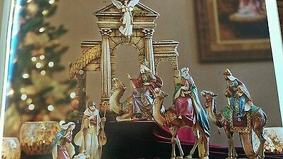 ^ Nativity complete set Home Interiors & Gifts Christmas NIB never used