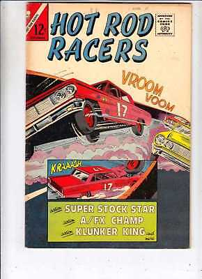 Hot Rod Racers #5 strict FN/VF+ 7.5 High-Grade More Dragster Cars up now