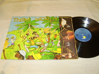 Third World The Story's Been Told Uk Vinyl Lp On Island Records Reggae