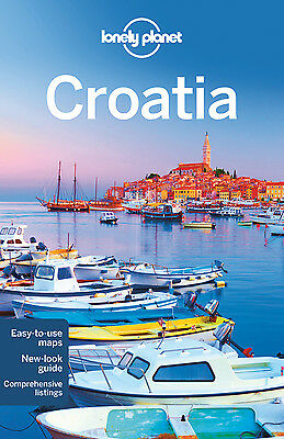 Lonely Planet CROATIA 8 (Travel Guide) - BRAND NEW PAPERBACK