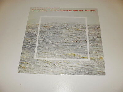 Old And New Dreams - Lp Ecm Records 1979 Made In Germany - Nm/ex -  Ecm 1154