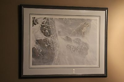 Robert Bateman signed and numbered limited edition print
