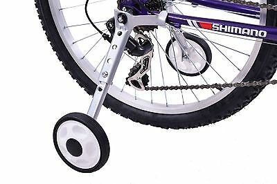 """Bicycle Balance Wheels To Allow Special Needs To Ride 20"""" & 24"""" Geared Bikes"""