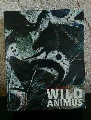 Rich Sharpero Wild Animus 3-CD Discs & Book