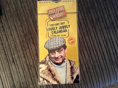 Brand New / Sealed ( Only Fools And Horses  2017 Calendar ) Brilliant For 2017