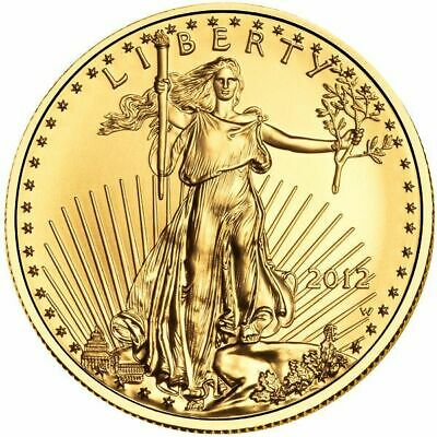 ON SALE! 1 oz American Gold Eagle Coin (Varied Year)