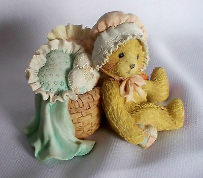 "Cherished Teddies ""Jasmine"" You Have Touched My Heart from P. Hillman 1991"