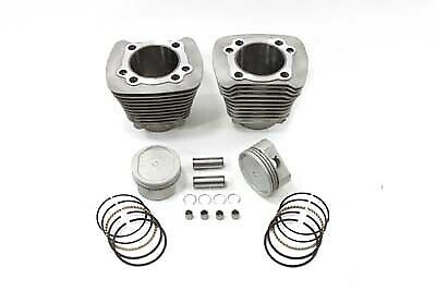 883cc to 1200cc Cylinder and Piston Conversion Kit Silver,for Harley Davidson...
