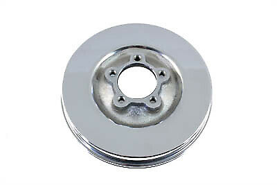 Front Brake Drum Chrome fits Harley Davidson,V-Twin 23-2212
