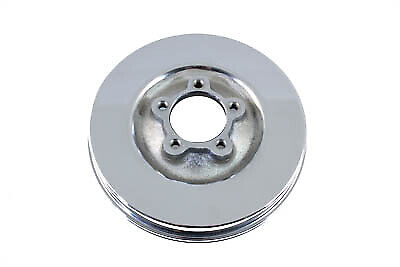 Front Brake Drum Chrome,for Harley Davidson motorcycles,by V-Twin