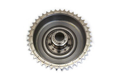 Rear Brake Drum Chrome,for Harley Davidson motorcycles,by V-Twin